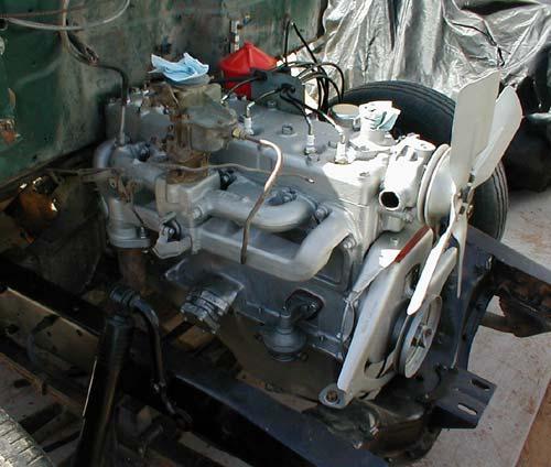 Rebuilt Dodge Flathead Autos Post
