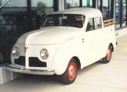 ford f-150 1948 crosley pickup running