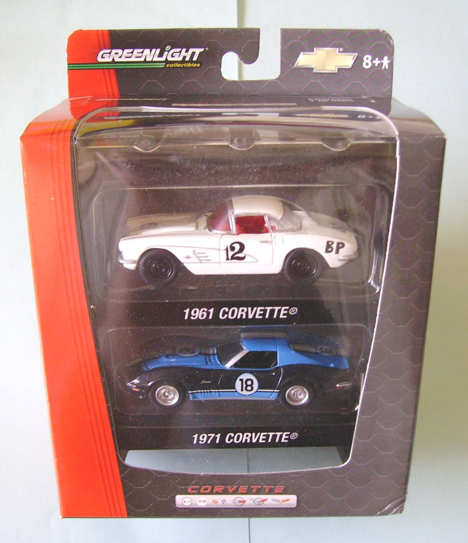 Cars: 1961 race car & 1971