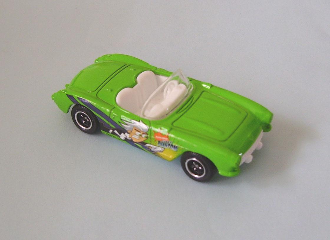 mobile design jmp car 1957 corvette convertible series. Black Bedroom Furniture Sets. Home Design Ideas